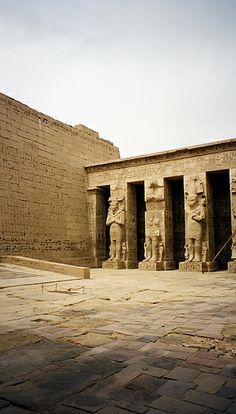 Medinet Habu  Egypt