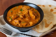I want to try this / Pressure Cooker Indian Butter Chicken from Pressure Cooking Today