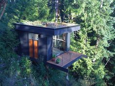 Technologically Modern Forest Houses? (meaningless drivel forum at permies)