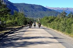 Biker paradise - Patagonia Chilena | Flickr - Photo Sharing!