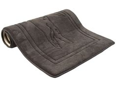 Lacoste Memory Foam Bath Rugs 4 Total 2 Glade Green
