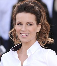 Kate Beckinsale - how can I do a ponytail like that?