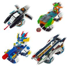 Hot Shooting Battle Bracelet Macha Launcher Building Block Educational Outdoor Toys Mech Bricks Compatible Lepins Gift Toys