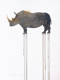 Rinoceronte blanco II
