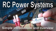 RC Electric Power Systems Simply Explained (ESC, BEC, LIPO, Brushless etc)
