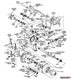 Schematic I used to run EFI fuel lines on my 1967 Ford