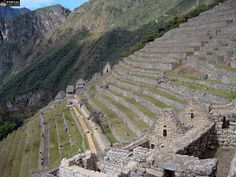 Machu Picchu - Peru One day I will walk in the shadow of the ancients!