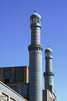 Herat Masjid, Afghanistan   Islamic Arts and Architecture