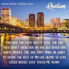 Rhodium – ELISE NOBLE