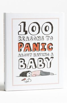Maybe not the best baby shower book - but why not!!!
