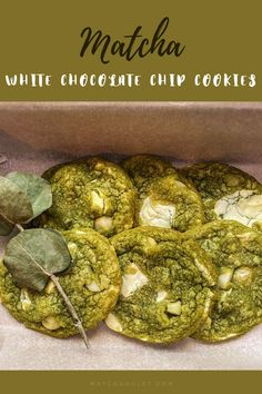 I really need to try these delightful cookies! Matcha Cookies, Matcha Tea Powder, Traditional Bowls, Green Kale, Organic Matcha, Cookie Monster, Healthy Drinks, Food To Make