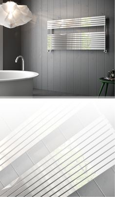 Runtal Archibald Design Badheizkörper | Heizkörper Badezimmer Modern |  Pinterest