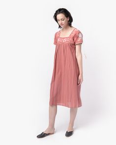 Mohawk - Violeta Dress in Sen - http://www.mohawkgeneralstore.com/products/violeta-in-sen