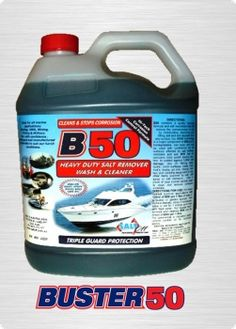 Buster 50, 4 Liter Konzentrat