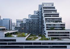 Gallery of Shenye TaiRan Building / ZHUBO DESIGN - 10