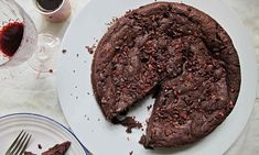Felicity Cloake's perfect flourless chocolate cake