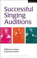 Successful Singing Auditions- written by the Gillyanne Kayes and Jeremy Fisher (check out their fab website at vocalprocess.co.uk.)  recommended by www.singwithhannah.com