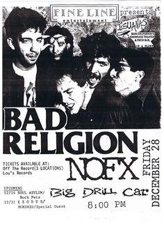 Bad Religion/NOFX