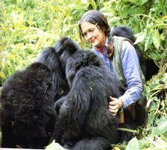Dian Fossey - Gorillas in the Mist