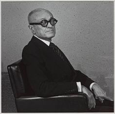 Phillip Johnson, by Robert Mapplethorpe, 1978