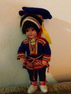 Saami doll