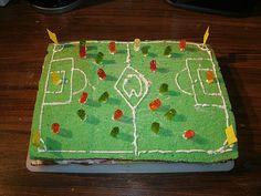Kicker - Kuchen (Rezept mit Bild)