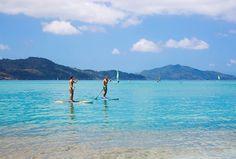 Kayak & Stand Up Paddleboard Hire | Hamilton Island Activities