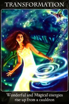 Transformation ~ Create Magic