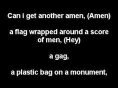green day - holiday - lyrics - For War of Wishes Music Lyrics, Music Songs, My Music, Music Videos, Rock Music, Green Day Holiday, Holiday Lyrics, Green Day Lyrics, Green Day Albums