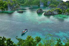 Piainemo, Raja Ampat, Indonesia