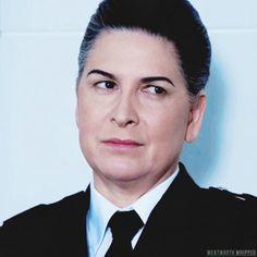 Pamela Rabe as Governor Joan Ferguson