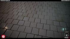 ArtStation - Subway Tile Walls - Substance Designer 5, Tristan Meere