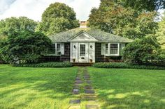 $2.65M East Hampton Village Cottage is Sweet as Candy - This Charming House - Curbed Hamptons