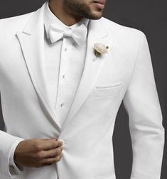 Discover more about womens white tuxedo suit for wedding. Click the link to get more information. Check this website resource. Slim Fit Tuxedo, Tuxedo Suit, Black Tuxedo, Tuxedo For Men, White Suits For Men, Wedding Men, Wedding Suits, Wedding Groom, Wedding Tuxedos