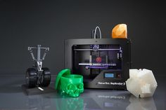 MakerBot Replicator 2!! WANT WANT WANT