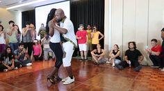 KIZOBASA 2016: Petchu & Zilda (Semba) Demo after workshop