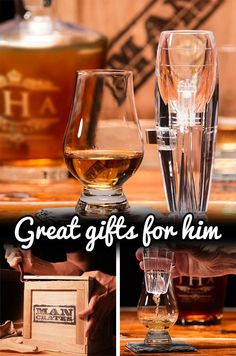 A perfect gift for the true Whiskey Connoisseur… l ManCrates