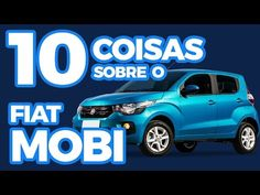 10 coisas sobre o Fiat Mobi - YouTube