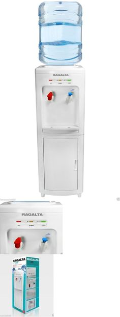 Hot Cold Water Dispensers 121848: Water Cooler Dispenser Hot Cold Faucet  Electric Home Office Gallon