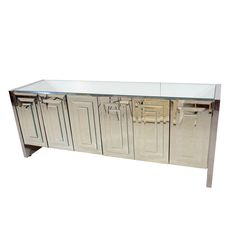 1stdibs - Mirrored Credenza by Ello explore items from 1,700  global dealers at 1stdibs.com