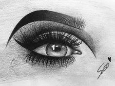 Realistic eye Make up by soso.