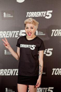 Angy Fernández en #Torrente5