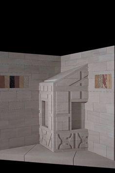N.B.H.S. / exhibition pavilion / architect&work 2017 / Bamberger Natursteinwerk