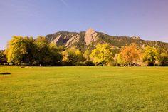 Chautauqua Park - Boulder CO