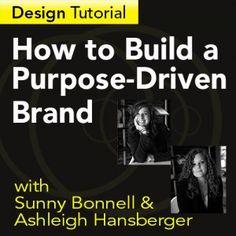 Live Design Tutorial: How to Build a Purpose-Driven Brand - HOW Design