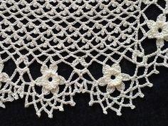 レース編み*つけ襟の画像5枚目