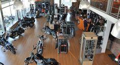 Tienda de motos