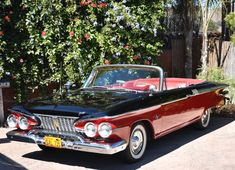 1961 Plymouth Fury Convertible Plymouth Fury, Dodge, Old Fords, Road Runner, Jeep Wrangler, Mopar, Vintage Cars, Cool Cars, Convertible