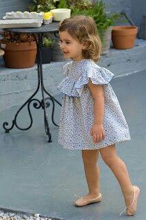 Little Girl Fashion Toddler Dress, Baby Dress, Toddler Girl, Ruffle Dress, Babydoll Dress, Ruffles, Little Girl Fashion, Kids Fashion, Little Girl Dresses