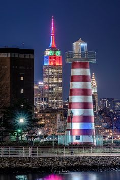 The Empire State Building by Greg Rox Photography